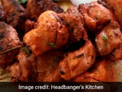 Watch: Add This Protein-Rich Keto-Friendly Chicken Tikka To Your Weight Loss Diet