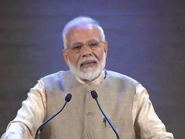 Video : Indians, French Have Lived And Died Together, Says PM Modi In Paris
