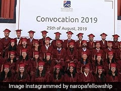 Naropa Fellows Graduate In Convocation Held At 13,000 Ft In Ladakh