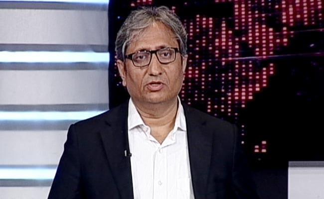 रैमॉन मैगसेसे पुरस्कार मिलने पर रवीश कुमार ने दर्शकों को कहा शुक्रिया