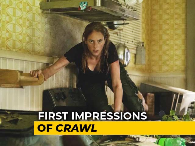 First Impressions Of Horror-Thriller Film Crawl