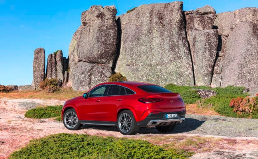 Mercedes-Benz GLE Coupe 827