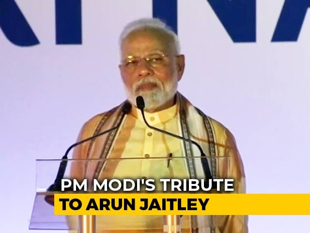"Video : ""I Have Lost My Friend Arun"": PM Modi Gets Emotional At Bahrain Event"