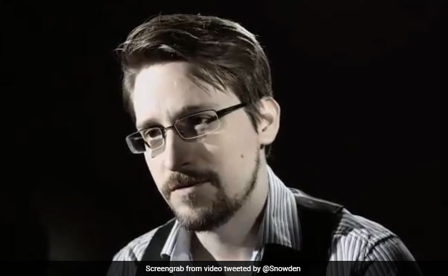 'I Wrote A Book': Edward Snowden's Memoir To Release Next Month