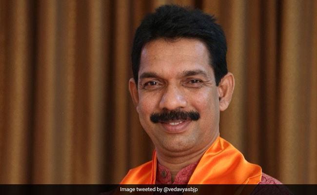 BJP Leader Who Compared Rajiv Gandhi To Nathuram Godse Is Karnataka Party Chief