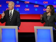 """Go Easy On Me Kid"": Joe Biden, Rivals Temper Tone At Democratic Debate"