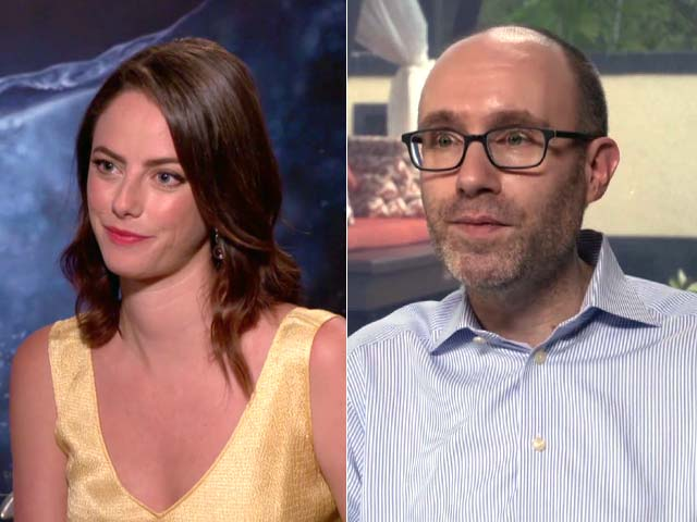 Actor Kaya Scodelario On Crawl, Producer John Cohen On Angry Birds Movie 2
