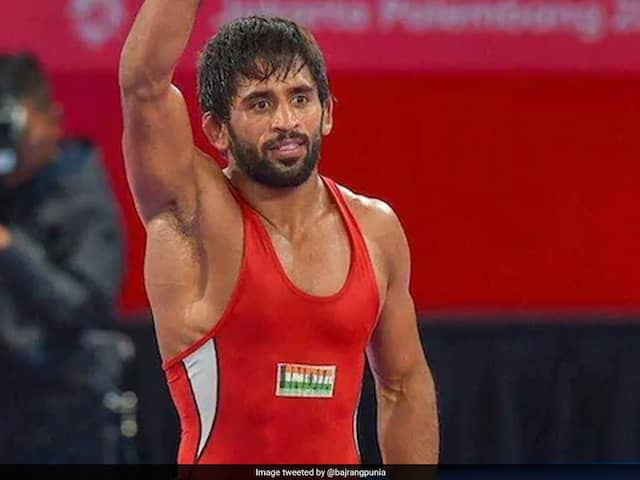 WRESTLING: Bajrang Punia has set eye on this target in World Championship, gets top seed