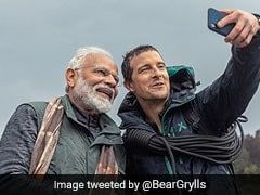"PM Modi's ""Man Vs Wild"" Show Made Record Impressions, Says Channel"