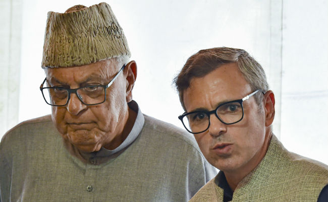 No Question Of Leaders Leaving Kashmir: National Conference On Rumoured Deal