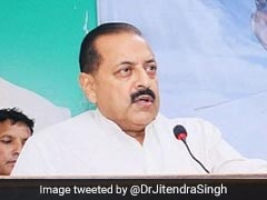 """Let's Move Forward, Free PoK From Pak"": Union Minister Jitendra Singh"