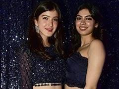 Khushi Kapoor And Shanaya Kapoor Twinning In Blue In Bali. See Pics