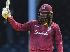 2nd ODI: Chris Gayle Passes Brian Lara