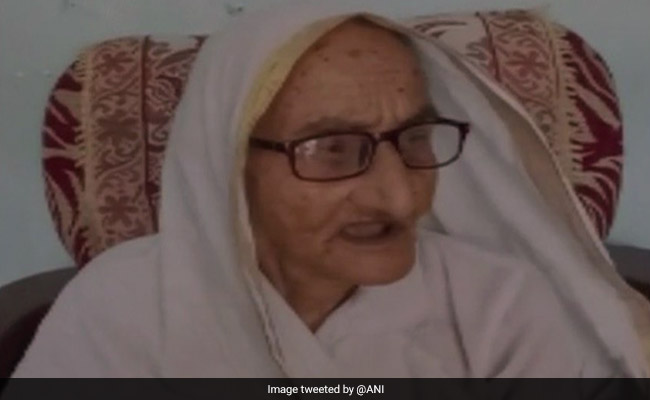 परमवीर चक्र विजेता शहीद वीर अब्दुल हमीद की पत्नी रसूलन बीबी का निधन