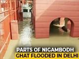 Video : Rising Water Level In Yamuna Affects Delhi's Biggest Funeral Site