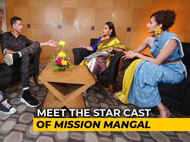 Video : In Conversation With Team <i>Mission Mangal</i>