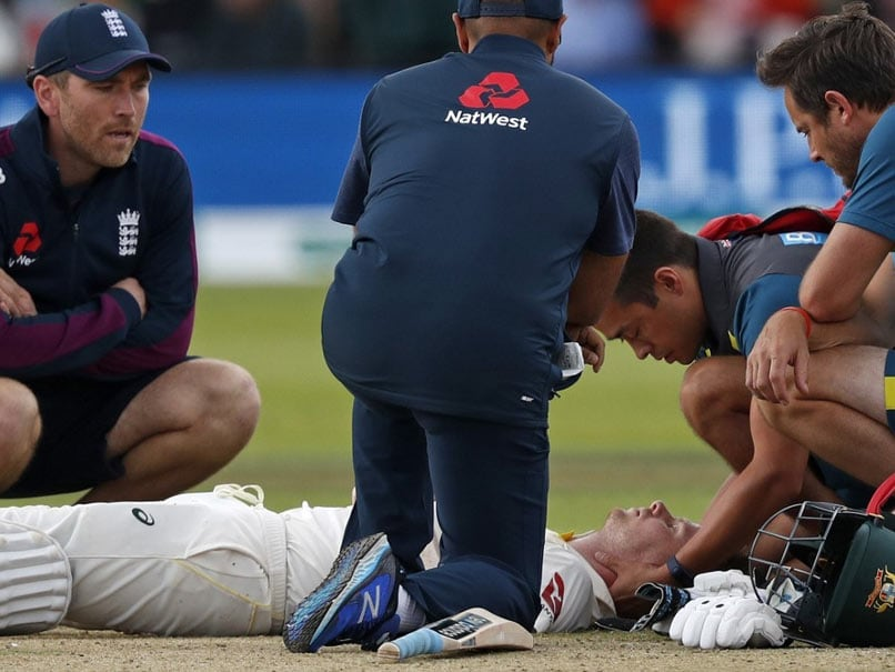 Ashes 2019: Steve Smith says his first thought after Jofra Archer blow were memories of Phillip Hughes' death