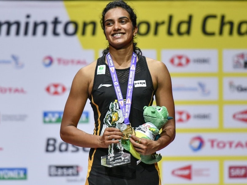 "World Championships Gold ""My Answer To People Who Questioned Me"": PV Sindhu"