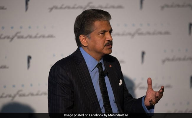 Iran Gym Plays Tamil Song. 'I Love It,' Says Anand Mahindra
