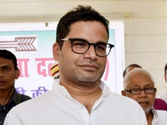 Prashant Kishor Accused Of Interfering In Bengal Government's Functioning