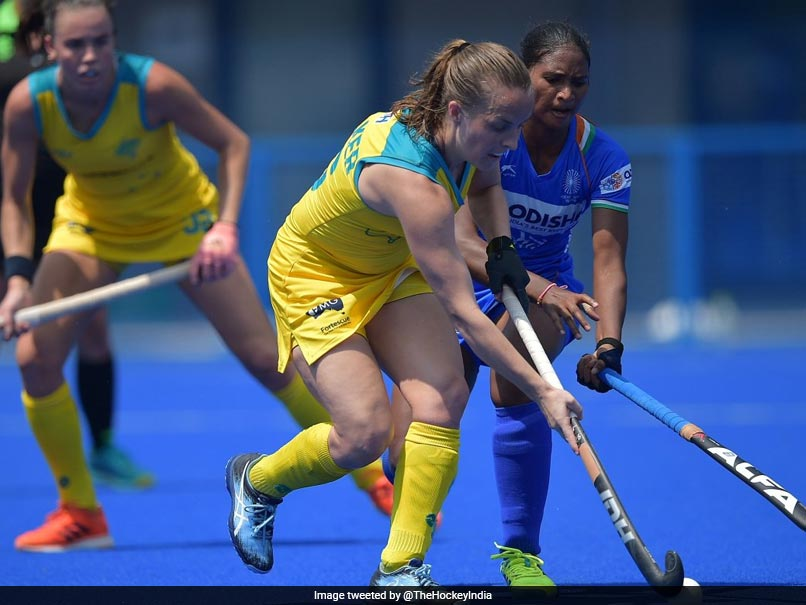 Womens Hockey: Team India held Australia to a 2-2 draw in their second encounter of the Olympic Test Event