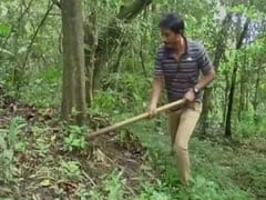 Manipur Man Dedicates 18 Years To Bring 300-Acre Forest To Life