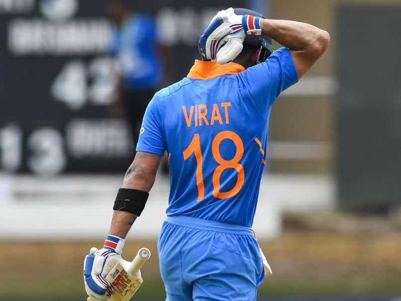 """""""Was My Opportunity To Step Up"""", Says Virat Kohli After Match-Winning Century"""
