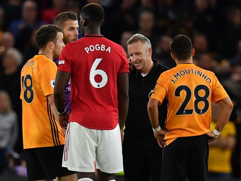 Premier League: Manchester United Held By Wolves After Paul Pogbas Penalty Woe