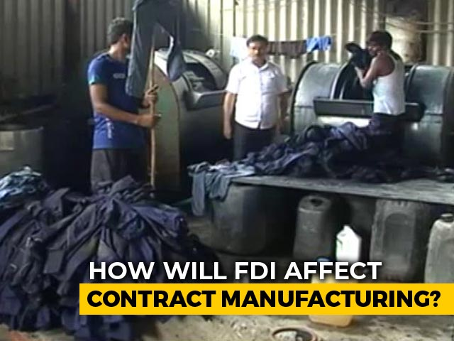 Video : What Small Manufacturers Say About New Foreign Investment Rules
