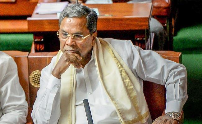 Amid Congress Strain, Siddaramaiah Made Leader Of Opposition In Karnataka