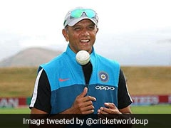 Rahul Dravid Has No Conflict Of Interest, Says CoA Member Ravi Thogde