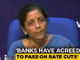Video : Releasing 70,000 Crore Of Additional Funds For Banks, Says Nirmala Sitharaman