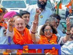 """Best News Of My Life"": Anupam Kher Reacts To Article 370, In All-Caps"
