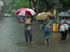 Kolkata Battered By Heavy Rain For Second Day, Flights Affected