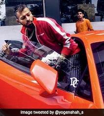 Watch: Hardik Pandya's Lamborghini Huracan Will Definitely Make You Swoon