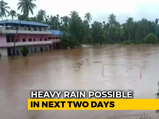 Video: 60 Dead In Flood-Hit Kerala, Amit Shah To Visit Karnataka For Survey