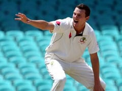 Australia's Josh Hazlewood Edges Out Mitchell Starc For Second Ashes Test