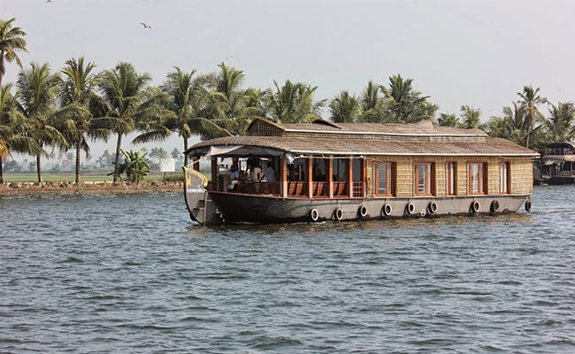 Houseboats In Kerala's Alappuzha Likely To Be Turned Into COVID-19 Isolation Wards