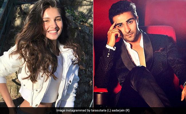 Tara Sutaria And Aadar Jain Are Apparently The New BFFs In Bollywood