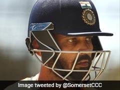 अंतिम तीन काउंटी मैचों के लिए सोमरसेट से जुड़ेंगे भारतीय बल्लेबाज मुरली विजय