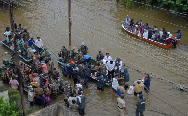 More Than 270 Killed In Floods In Six States, 10 Lakh People Displaced
