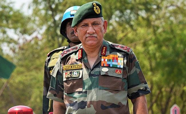 Indian Army Always Ready For Action In Pok: Army Chief Bipin Rawat