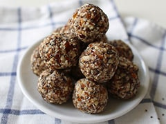 Make This High-Protein Ladoo At Home To Fight The Chill And Winter Weight Gain