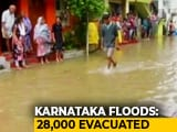 Video : Karnataka Floods: 9 Dead, Over 40,000 Displaced