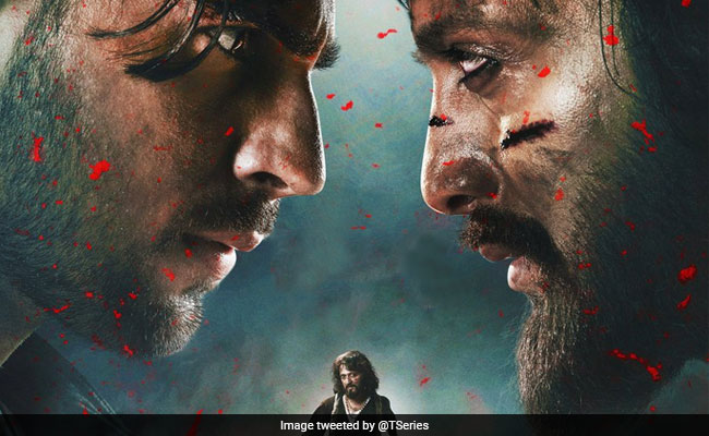 First Look: Sidharth Malhotra Vs Riteish Deshmukh In Marjaavaan