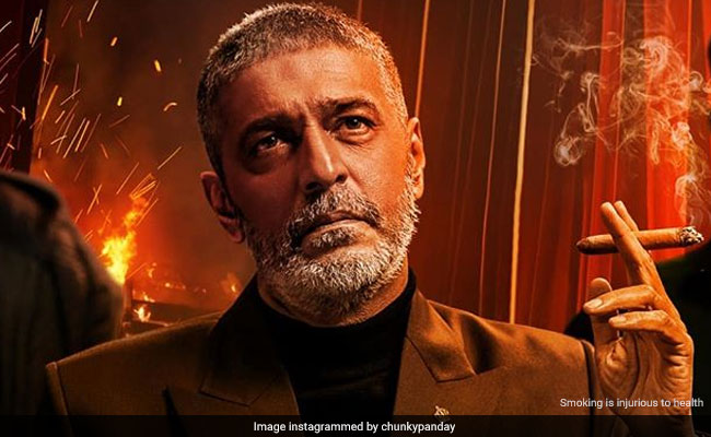 Saaho First Look: Chunky Panday's Villainous Avatar Gets A Compliment From Daughter Ananya