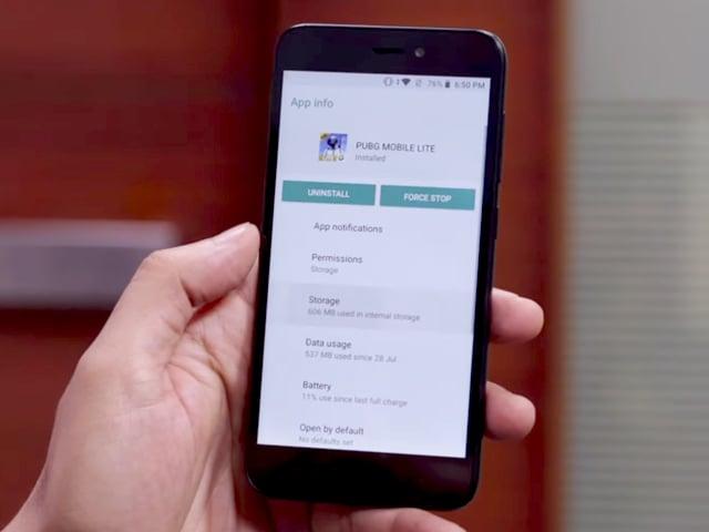 Videos : PUBG Mobile Lite का मज़ा वो भी 4,500 रुपये के फोन में