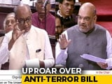 "Video : ""Look At Your Past"": Amit Shah, Digvijaya Singh Spar In Parliament"
