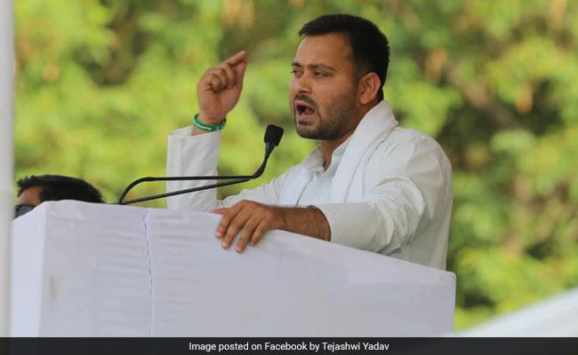 'Sushil Modi Is Nitish Kumar's Man, Everyone Knows This': Tejashwi Yadav