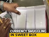 Video : 3 Crores In Saudi Currency Found Hidden In Sweet Box At Hyderabad Airport
